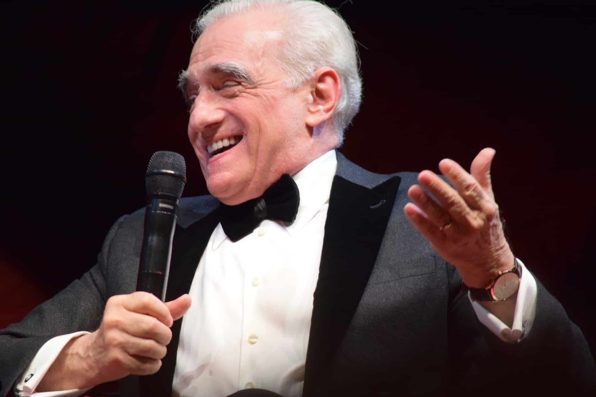 Martin Scorsese Cinematographe.it