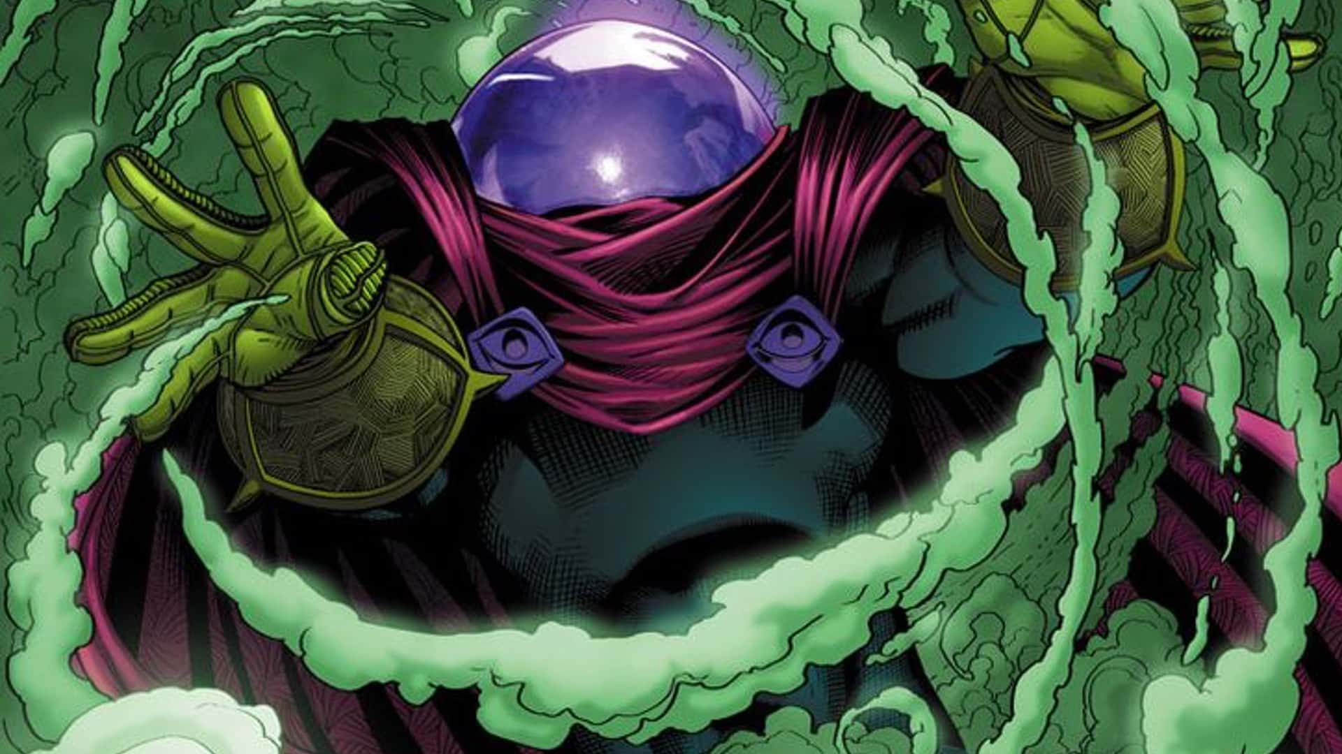 Spider-Man: Far From Home - Mysterio non sarà nemico di Spiderman!