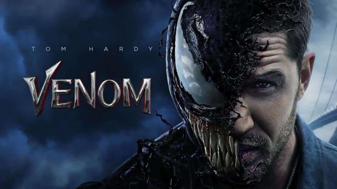 Venom 2, poster di Venom
