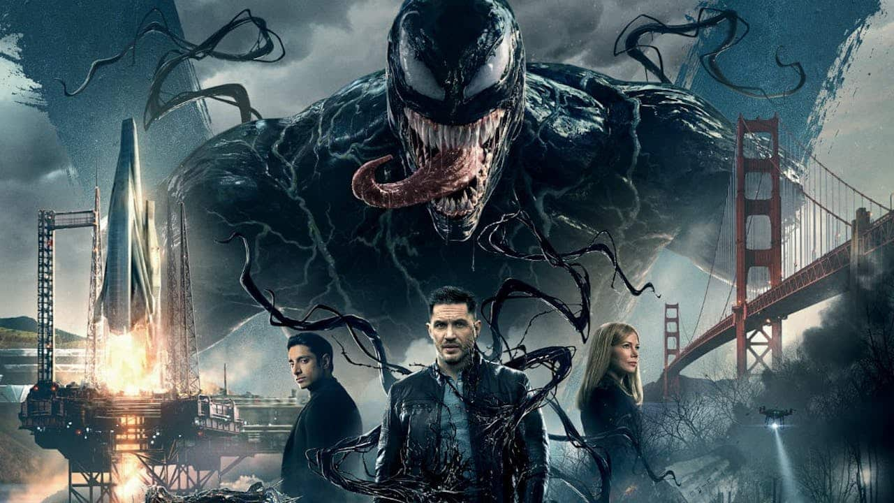 Venom 2, poster Venom