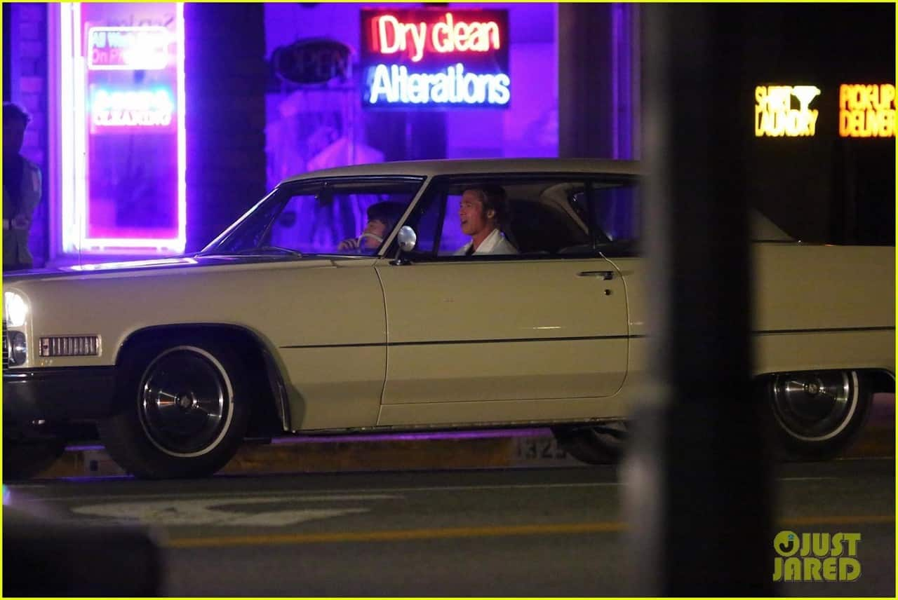 Once Upon a Time in Hollywood Cinematographe.it