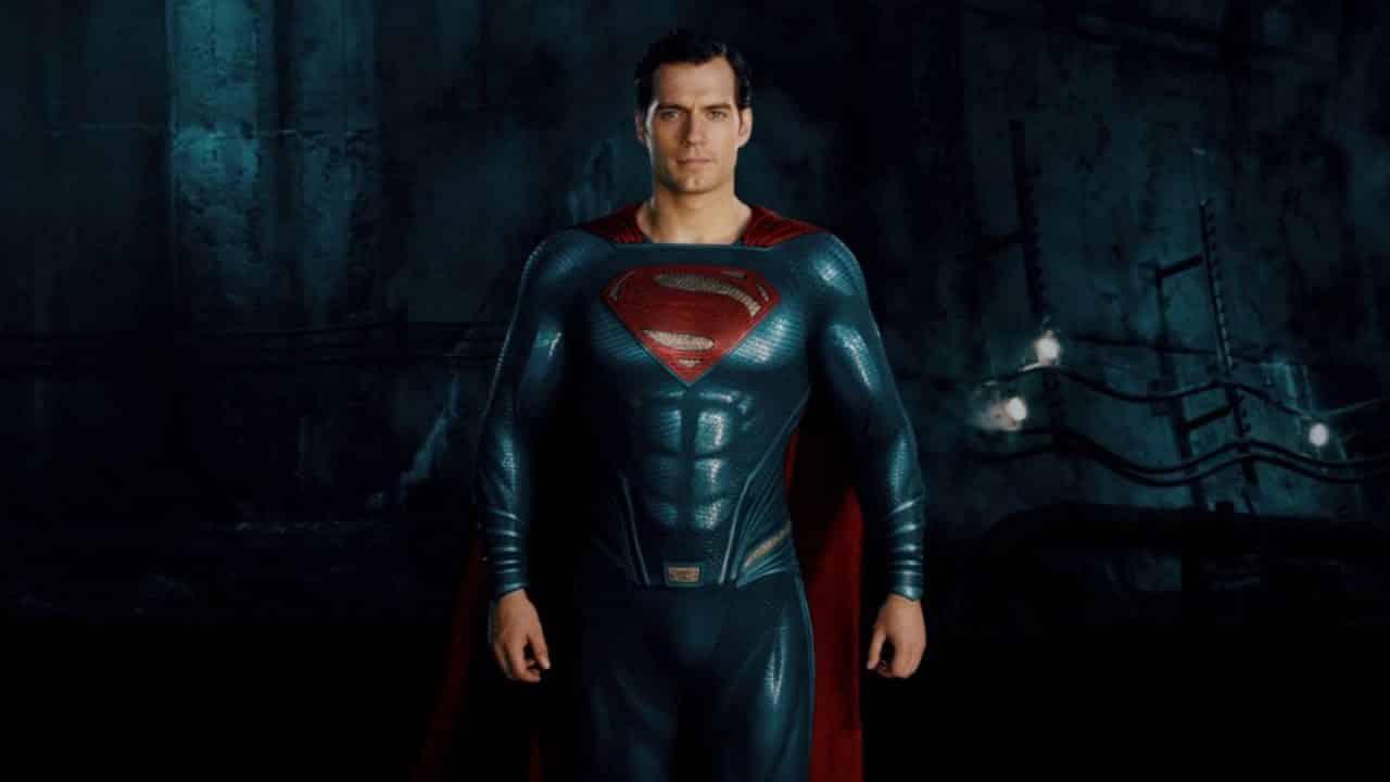 Justice League, Henry Cavill, Superman - Cinematographe.it