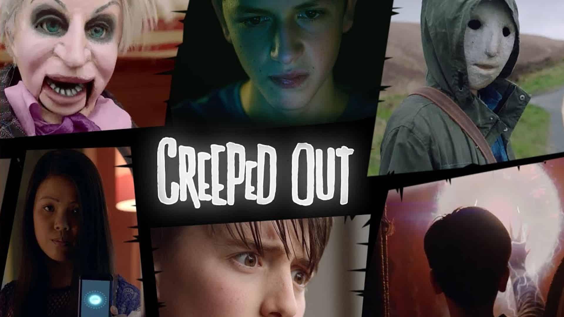 Risultati immagini per Creeped Out: racconti di paura