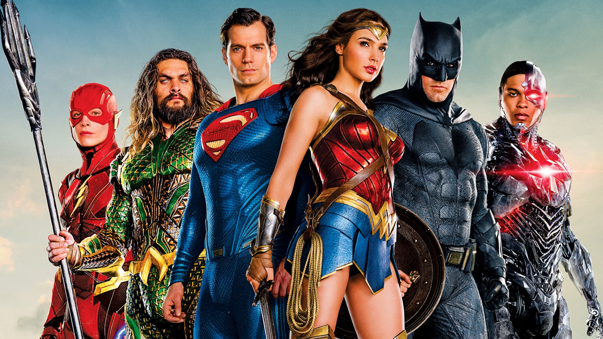 Justice League: guida ai personaggi del film di Zack Snyder