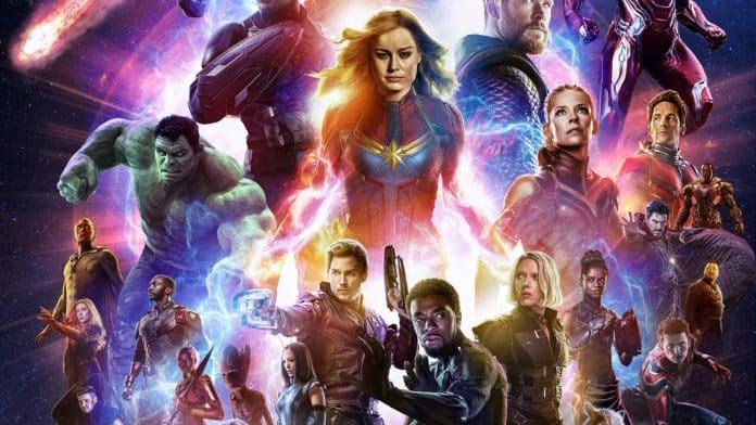 Avengers: Endgame Captain Marvel Avengers 4 Cinematographe.it