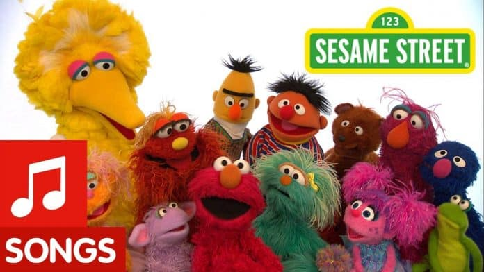 muppets, sesame street, cinematographe,it