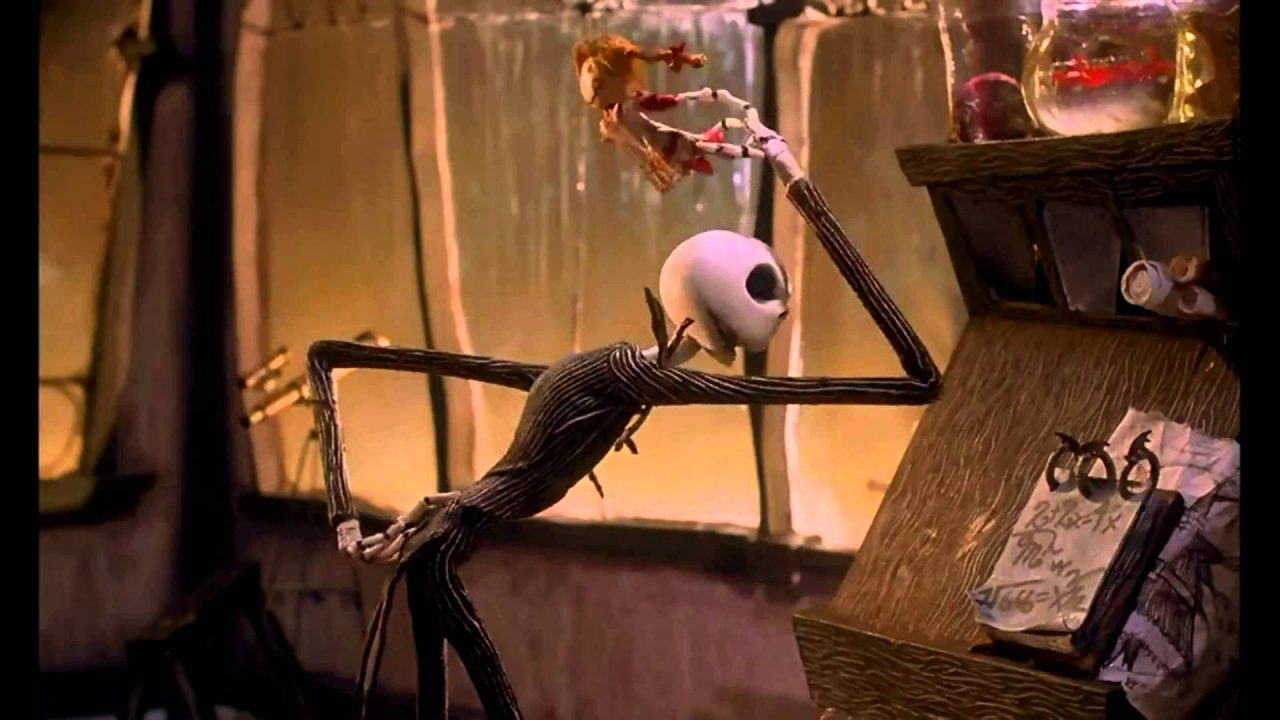 Nightmare Before Christmas cinematographe.it