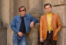 Once Upon a Time in Hollywood Cinematographe