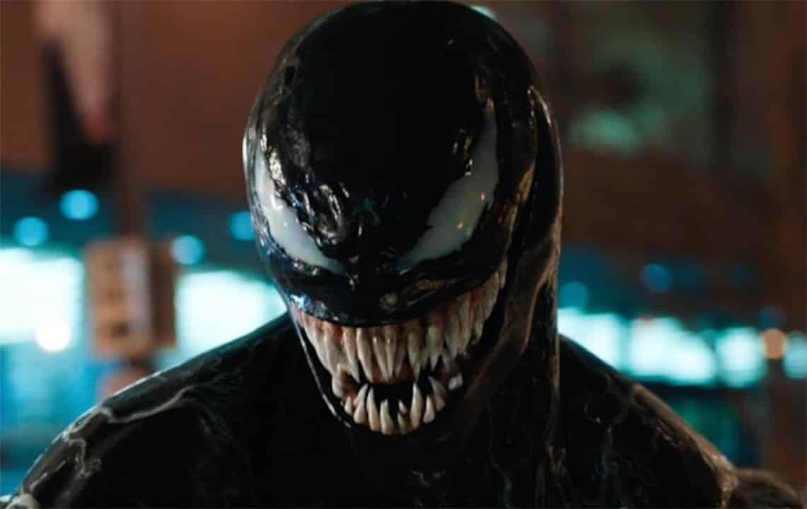 Venom cinematographe