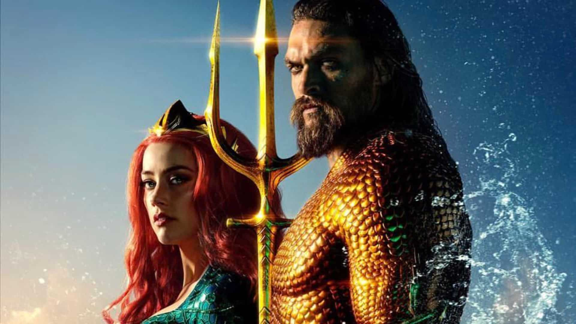 Aquaman: esordio da record in Cina per il film DC Comics