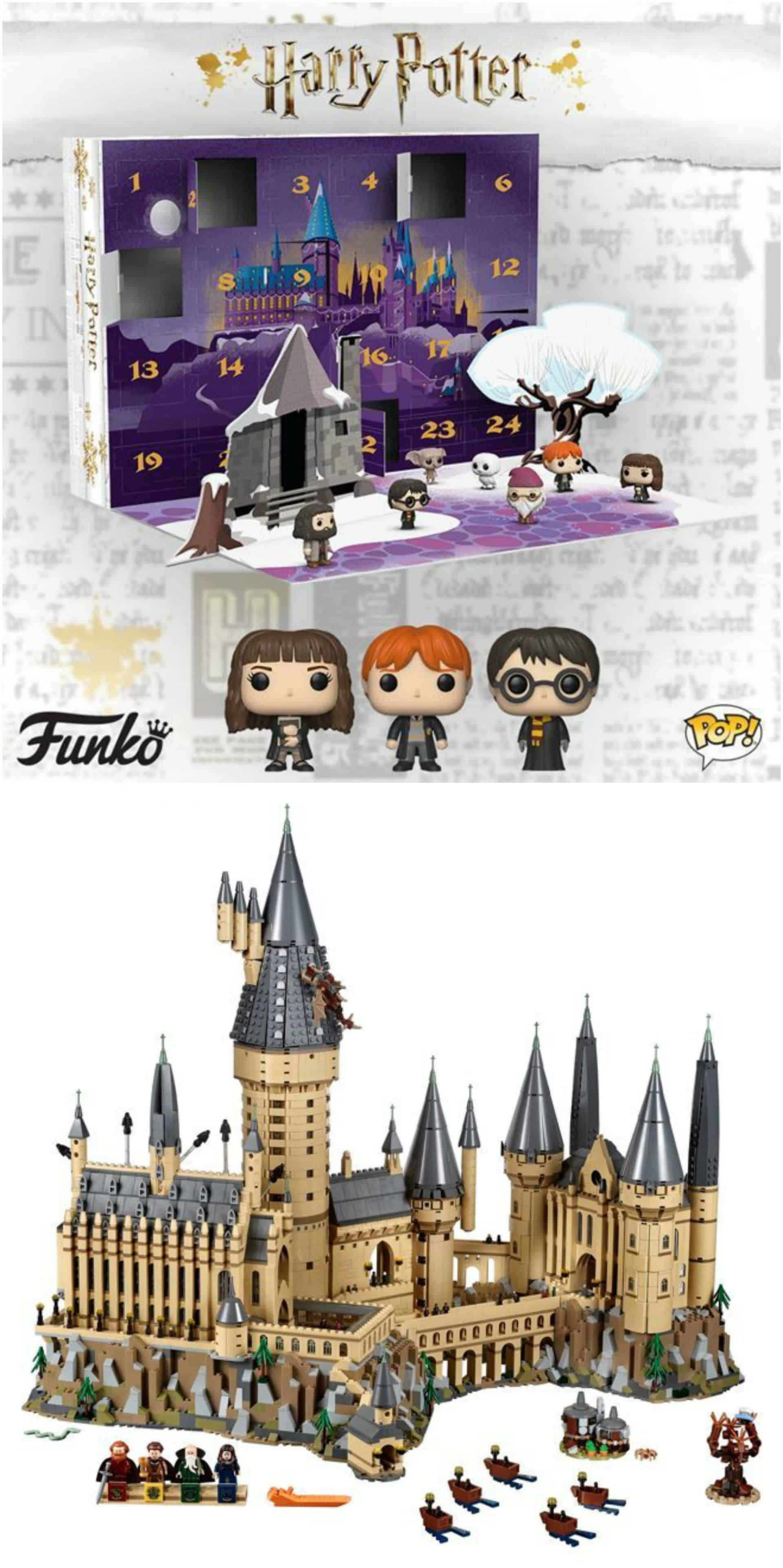 Calendario Dellavvento Harry Potter Funko.Harry Potter Ecco I Funko Dedicati Al Binario 9 E 3 4