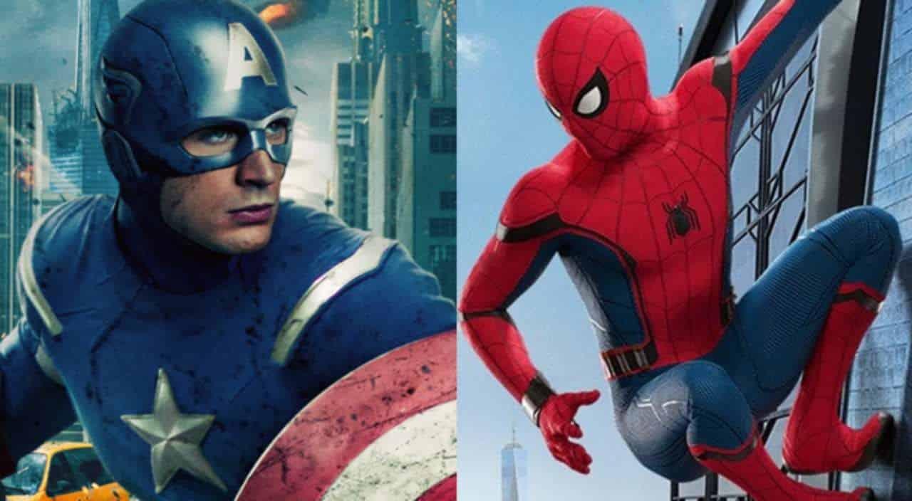 Captain America conosceva l'identità di Spider-Man prima di Civil War?