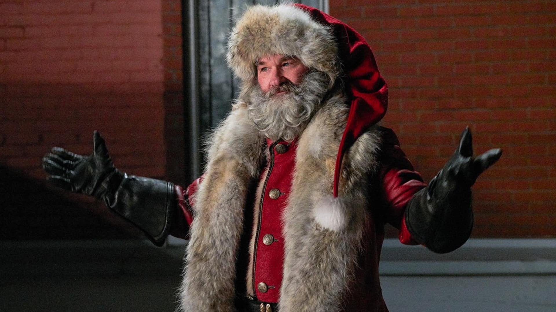 Babbo Natale Film.Cronache Di Natale Recensione Del Film Netflix Con Kurt Russell