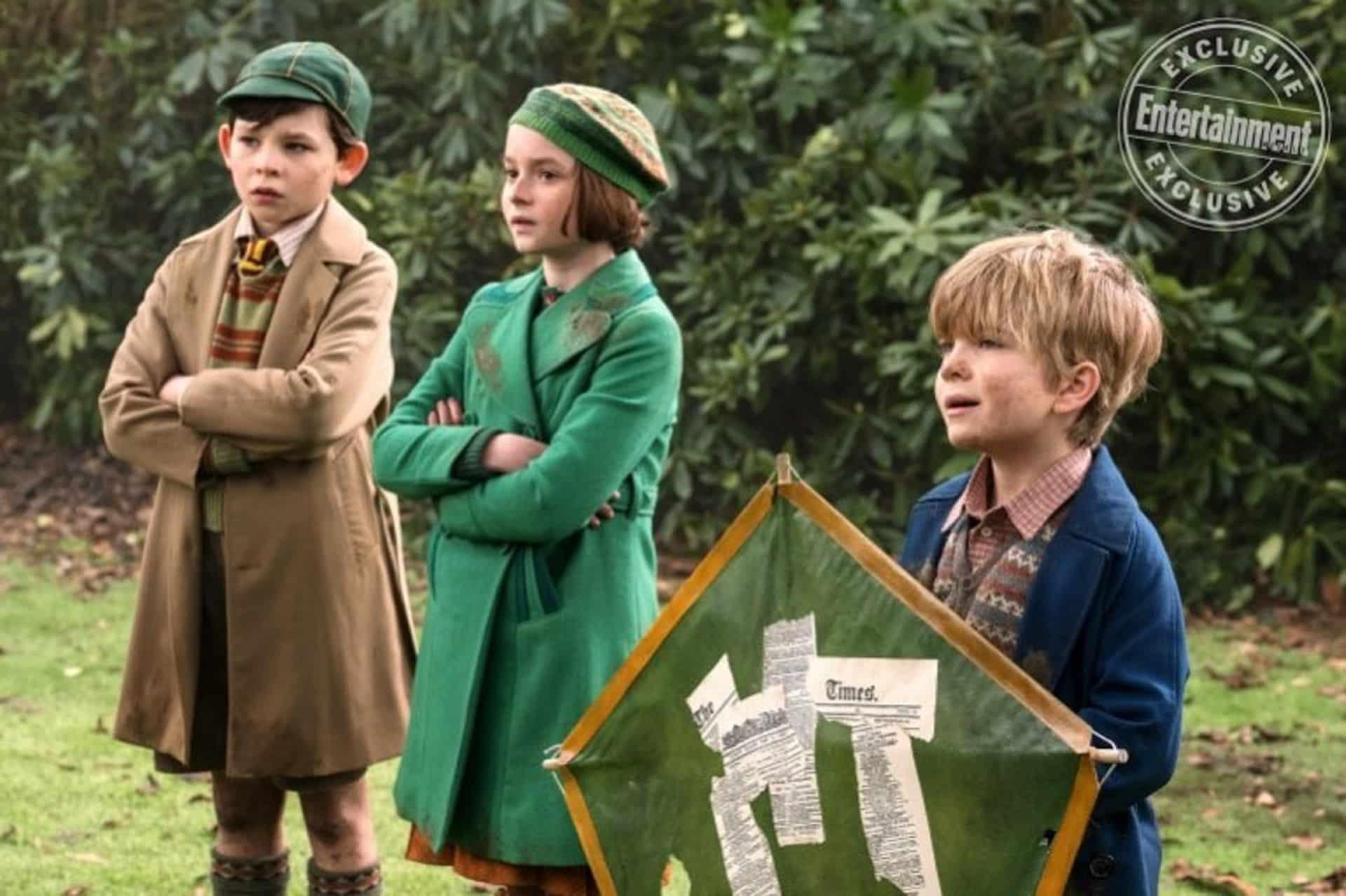 Il Ritorno di Mary Poppins Cinematographe