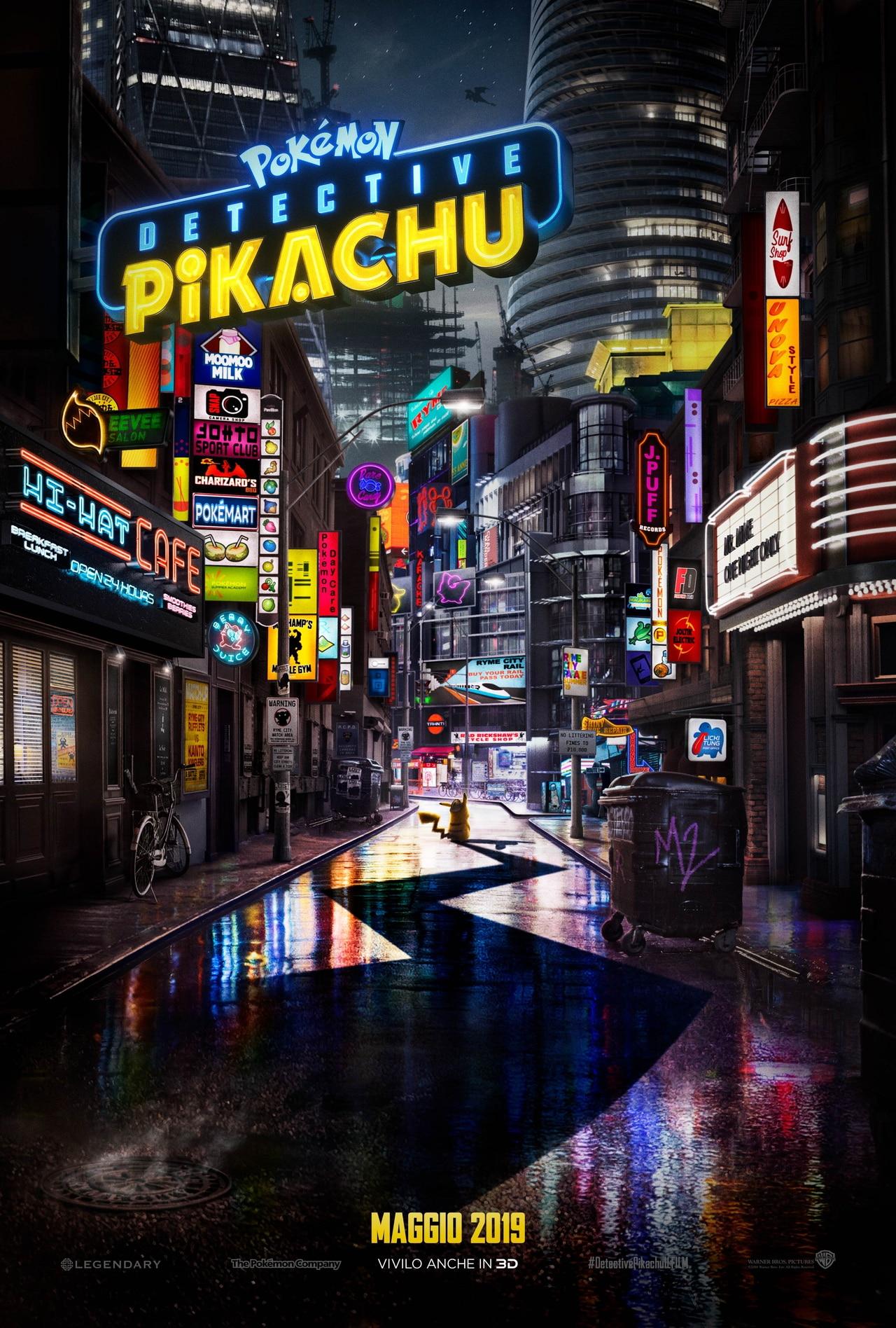 POKÉMON Detective Pikachu, cinematographe.it