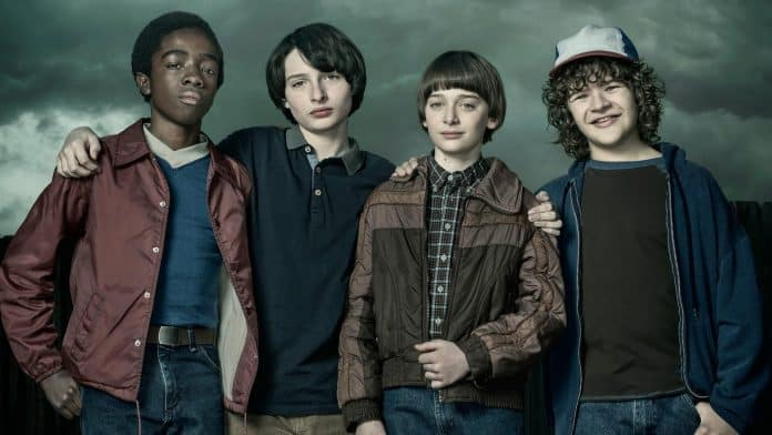 Stranger Things Cinematographe