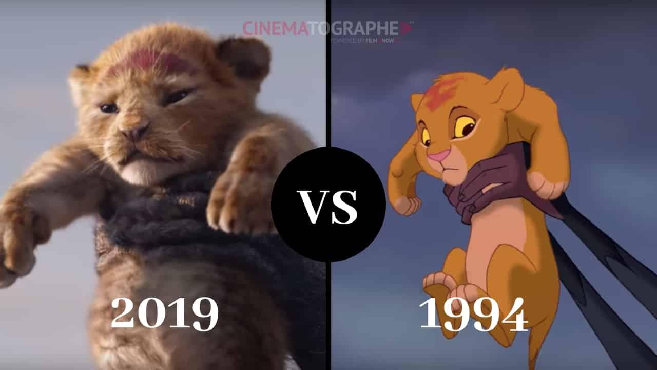 Il re leone trailer del live action a