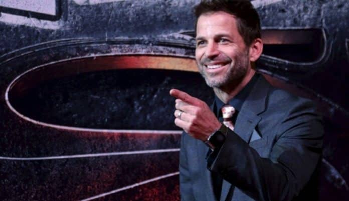 Zack Snyder Justice League Cinematographe