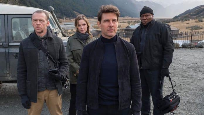 Chili Mission: Impossible - Fallout cinematographe.it