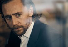 Tom Hiddleston Cinematographe