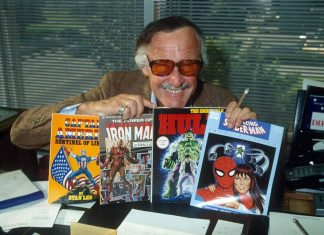 Stan Lee Cinematographe.it