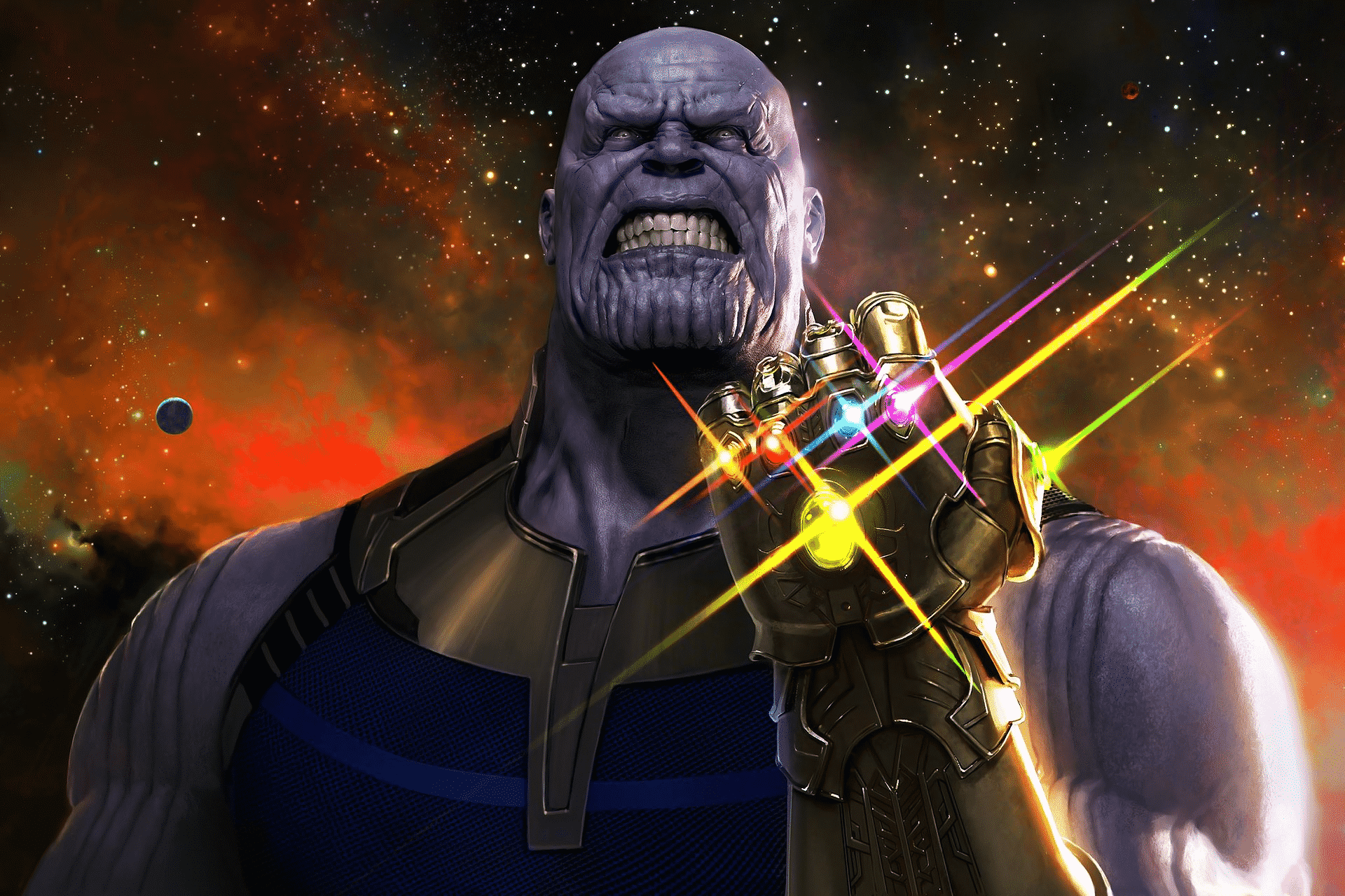 Avengers 4 - Endgame: il primo trailer ITALIANO