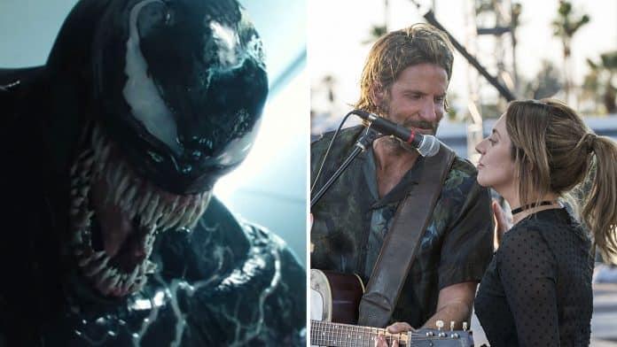 Venom, Star is Born, Box Office, Cinematographe.it