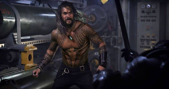 Aquaman sequel cinematographe