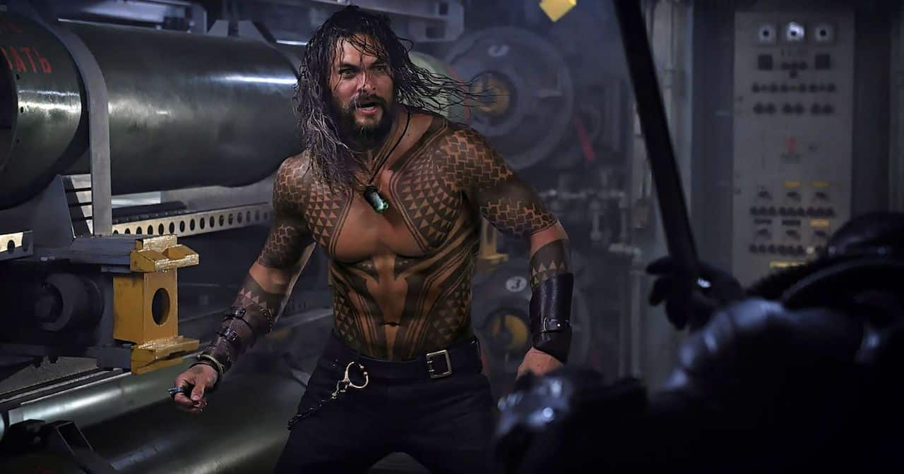 Aquaman cinematographe