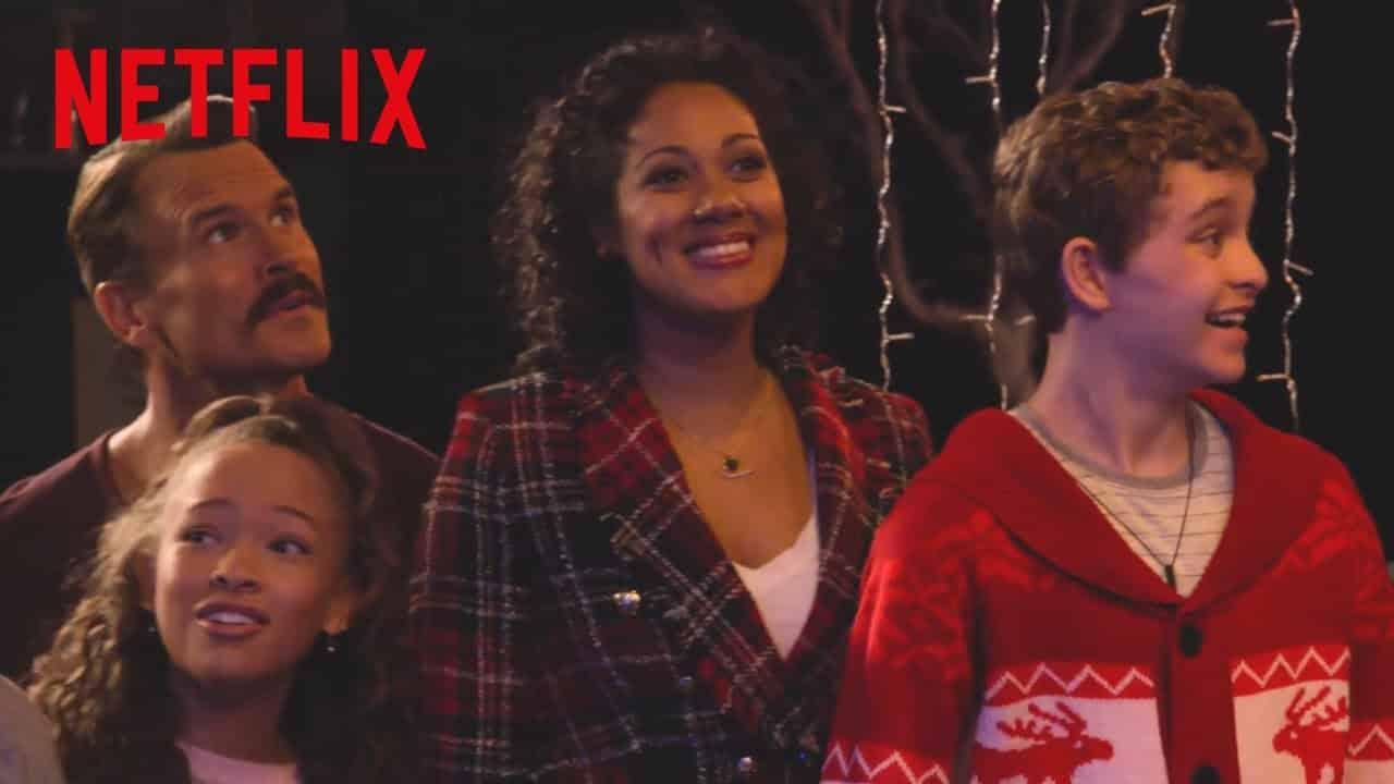 Il Calendario Di Natale Trailer.Il Principe Di Peoria Un Miracolo Di Natale Trailer Dell Episodio Netflix