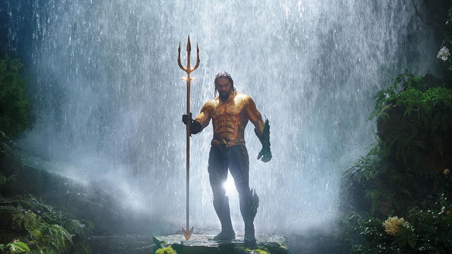 tridente aquaman  Aquaman: rivelata l'importanza del tridente [SPOILER]