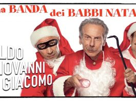 La Banda dei Babbi Natale Cinematographe.it