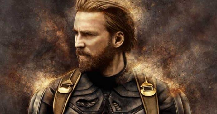 Captain America Cinematrographe