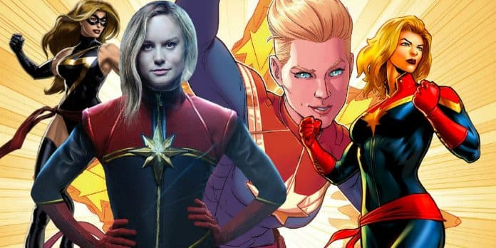 Captain Marvel Cinematographe