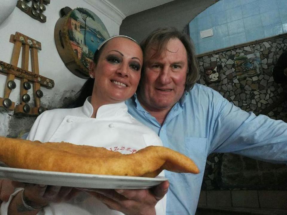 Depardieu Napoli Laeffe