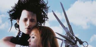 Edward mani di forbice Cinematographe.it