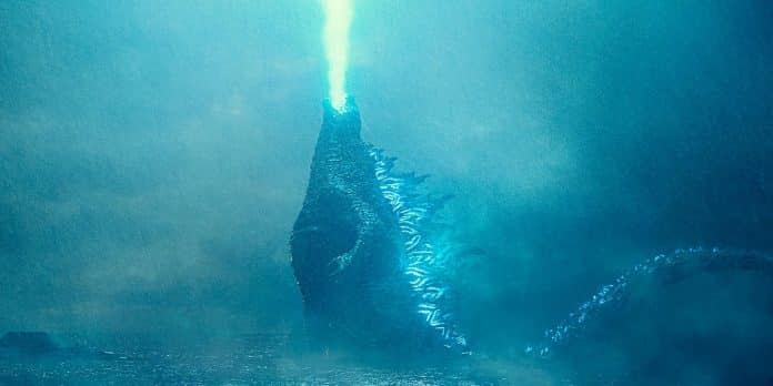Godzilla II: King of the Monsters Cinematographe
