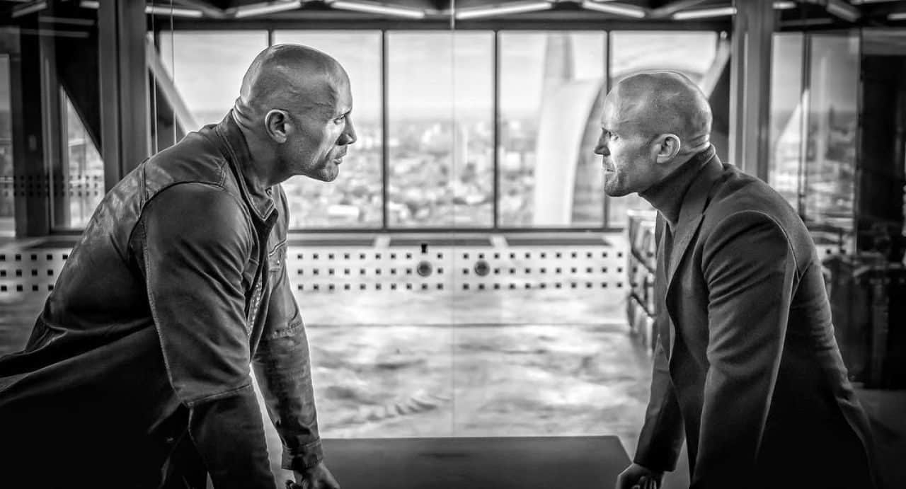 Hobbs and Shaw Cinematographe
