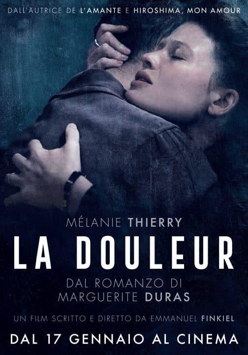 La Douleur poster Cinematographe.it