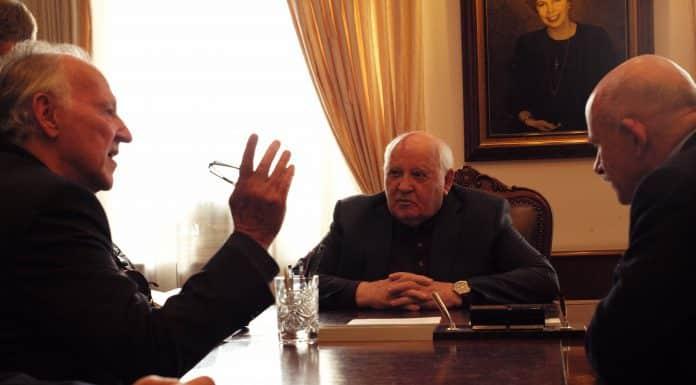 Trieste Film Festival 2019 Meeting Gorbachev