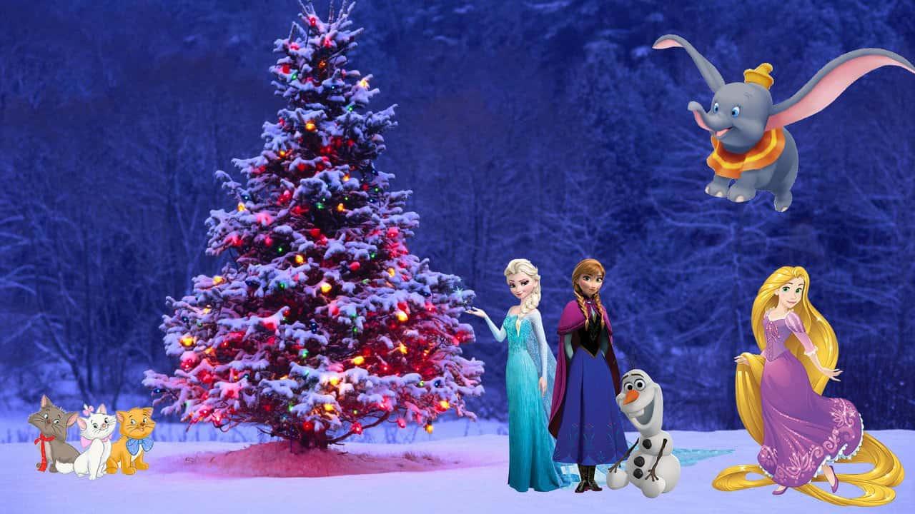 Immagini Disney Natale.Film Disney In Tv A Natale La Programmazione Del 2018