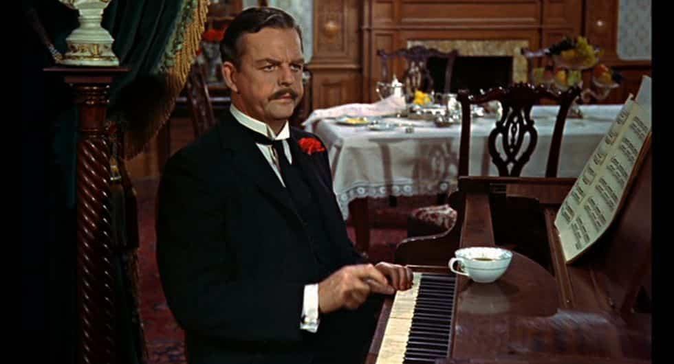 Tea casa Banks Mary Poppins