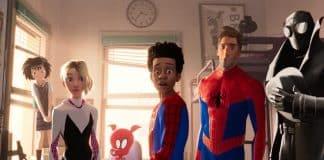 Spider-Man - Un nuovo universo cinematographe