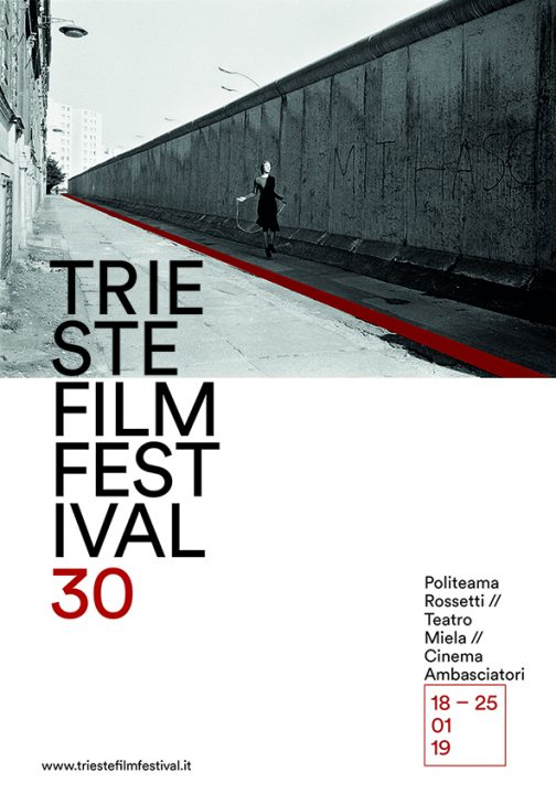 Trieste Film Festival 2019 manifesto Cinematographe.it