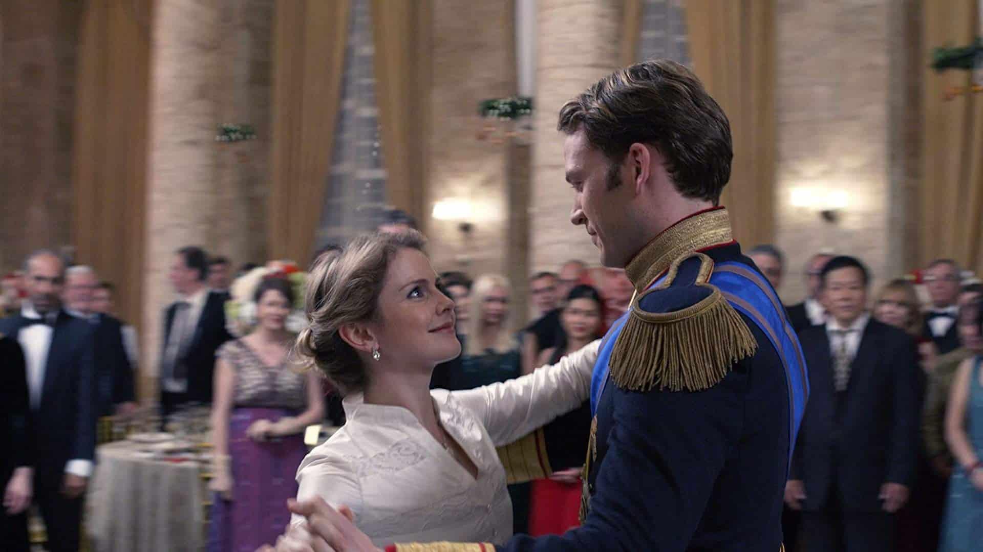 Un principe per Natale: Matrimonio reale