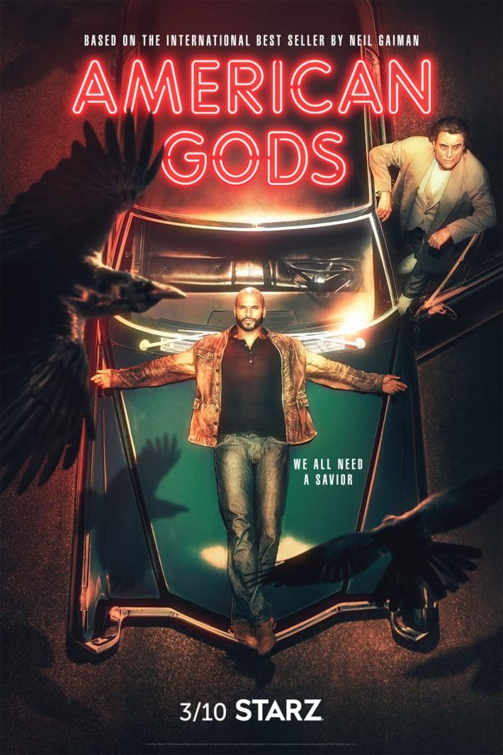 american gods cinematographe.it