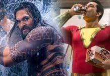 aquaman, shazam, sandberg, cinematographe.it