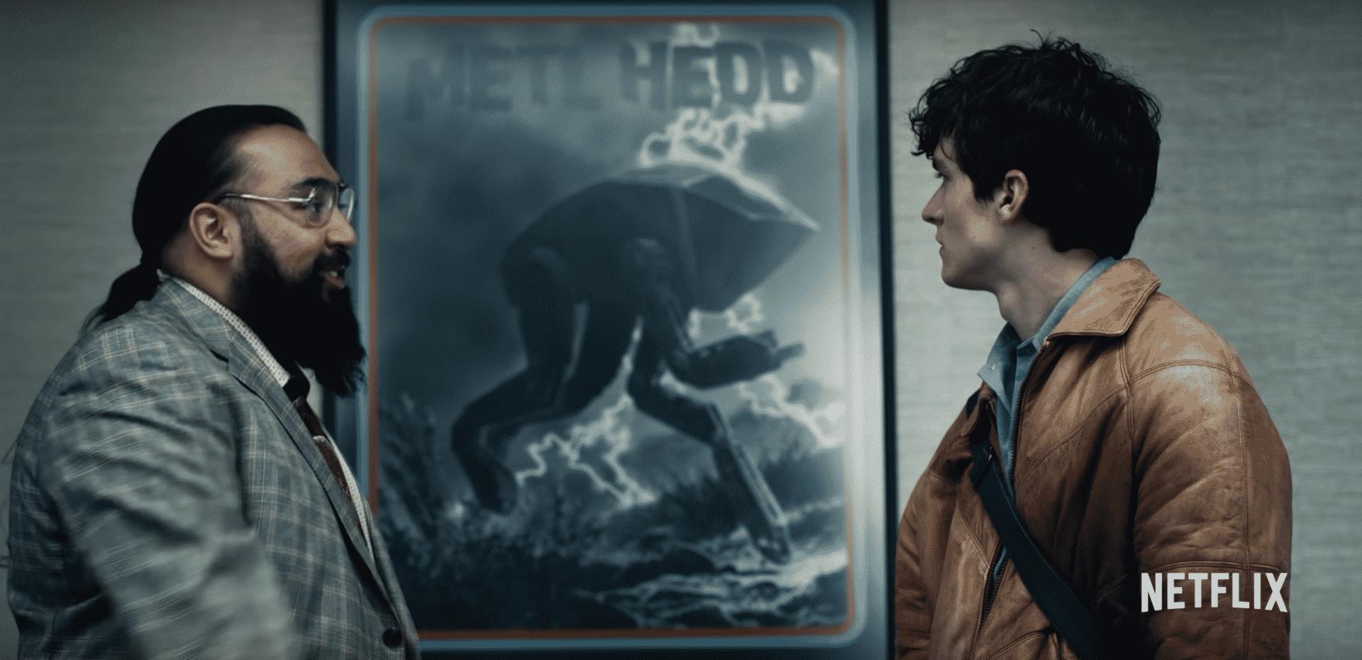 Black Mirror: Badersnatch cinematographe