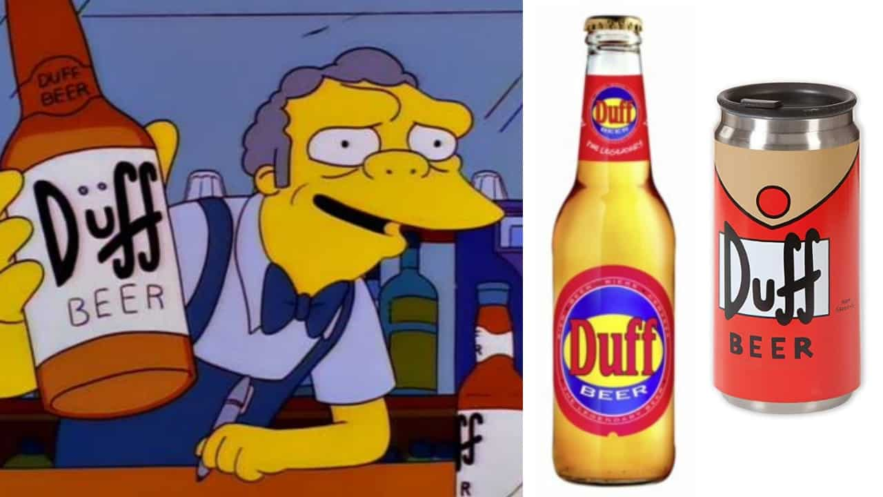 birra duff cinematographe.it
