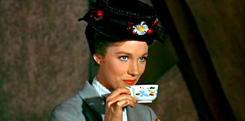 Mary Poppins focus mangiare